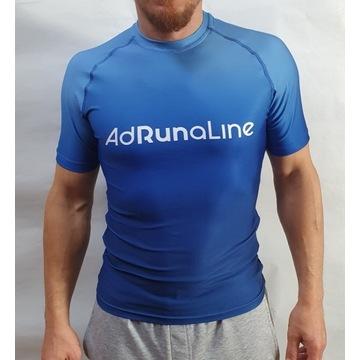 Koszulka termoaktywna męska,Rashguard,Adrunaline S
