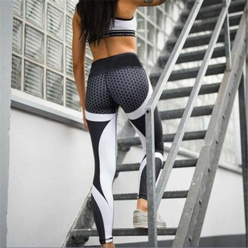 Legginsy Oryginalne Sexy Jogging Joga