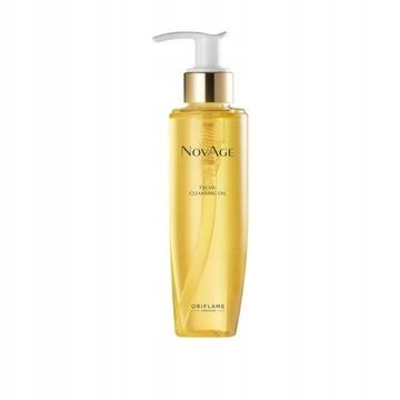 ORIFLAME Oczyszczający olejek do twarzy NovAge
