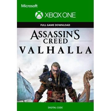 ASSASSIN'S CREED VALHALLA XBOX ONE KLUCZ/KOD PL