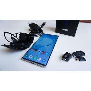 Samsung note 10 - idealny jak ze sklepu gwarancja