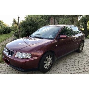Audi A3 8l 2002