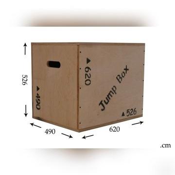 NOWA Skrzynia  Cross Jump Box plyometryczna HIT