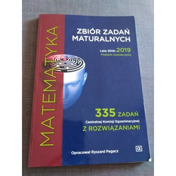 Matematyka Zbiór zadań maturalnych 2010-2019