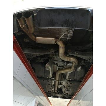 Wydech S3 8P Sport układ wydechowy aktywny ZAMIANA