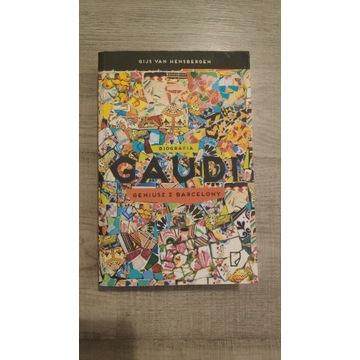 Książka Biografia Gaudi Geniusz z Barcelony