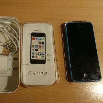 iPhone 5c 16GB niebieski A1507