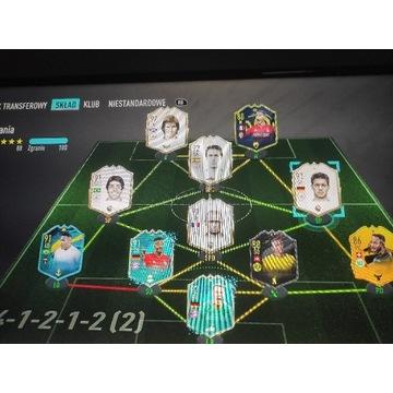Okazja! FIFA konto Xbox one