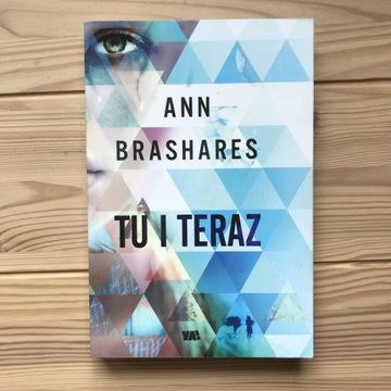 Tu i teraz, Ann Brashares