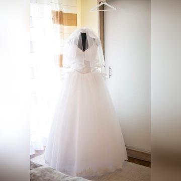 Suknia ślubna marki Alpina Mróz