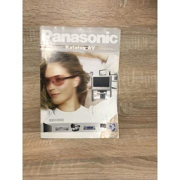 Katalog AV PANASONIC 2001/2002
