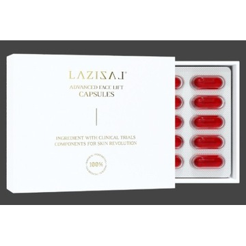 LAZIZAL Advanced Face Lift Capsules