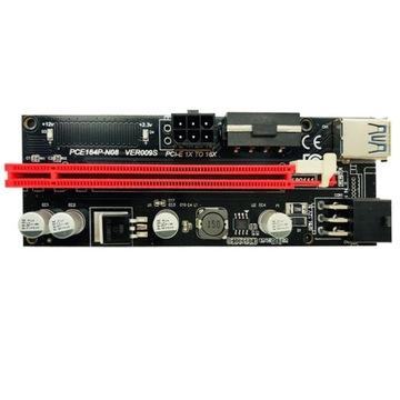 Riser Ver 009S Express 1X 4X 8X 16X Extender