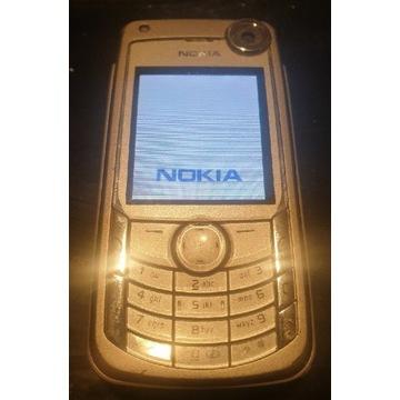 NOKIA 6680 bez simlocka Angielskie menu