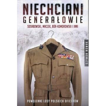 Nowak - Niechciani generałowie