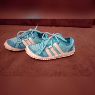 Buty tenisówki Adidas 25