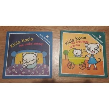 Kicia Kocia Przygody Fenka 4 książki