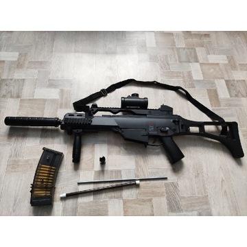 Karabinek ASG H&K Heckler&Koch G36C 6mm