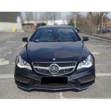 Mercedes-Benz Klasa E 350 4matic V6 306KM Coupe