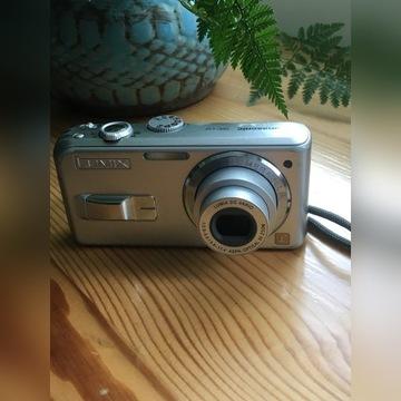 Aparat Cyfrowy Panasonic Lumix DMC-LS2 -real foto.
