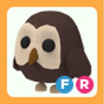 Roblox Adopt Me Owl FR