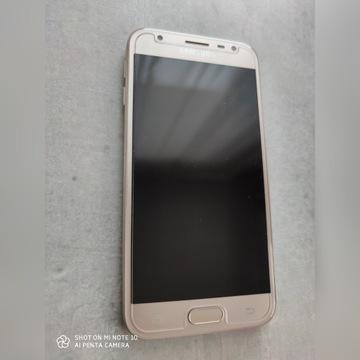 Samsung GALAXY J3 2017 Dual SIM, 16GB, ZłOTY