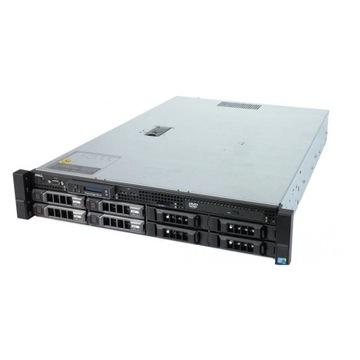 Dell R510 1x5670 16GB RAM H200 2x750W 8x3.5'' 16TB