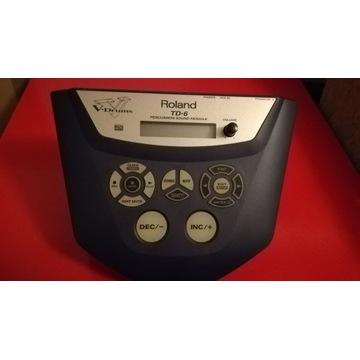Moduł Roland TD-6