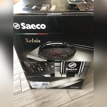 Nowy ekspres Saeco Xelsis - dotykowy wyświetlacz
