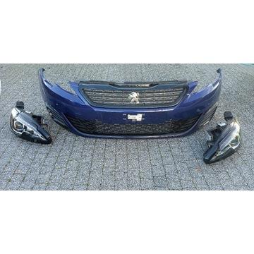 Zderzak Peugeot 308 t9 14-17 GT