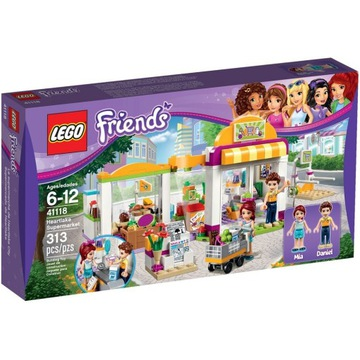 Lego Friends 41118 Supermarket