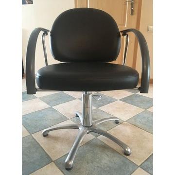 Fotele Fryzjerskie Meble Fryzjerskie Allegro Lokalnie