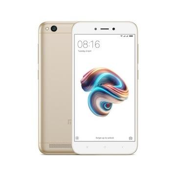Smartfon Xiaomi Redmi 5A dual SIM - złoty