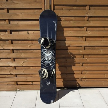 Snowbord Salomon Mandate 158 c + Buty HEAD EUR 45
