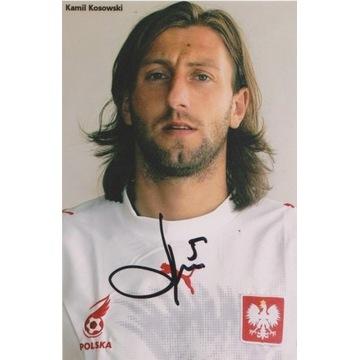 Kamil Kosowski (Wisła) AUTOGRAF