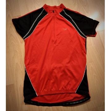 Koszulka rowerowa Crivit, krótki rękaw, męska L