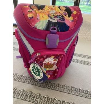 Plecak szkolny dla dziewczynki LEGO