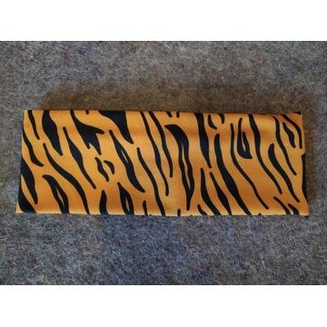 Opaska na głowę - tygrysie pasy