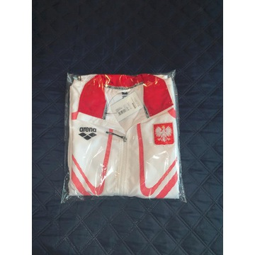 Kurtka Arena Polish Warm Warm Up Jacket 002095100