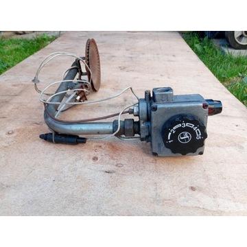 Termostatyczny zawór gazowy SIT 610AC3 z palnikiem