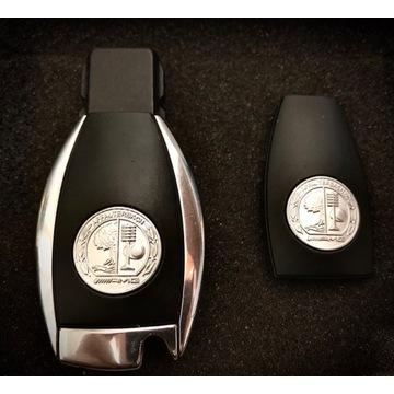 AMG obudowa klapka kluczyka Etui Mercedes Rybka
