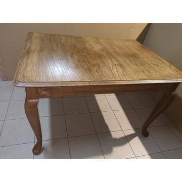 Stół Ludwik z możliwością rozłożenia - antyk