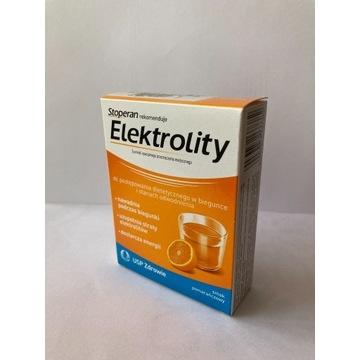 Elektrolity Stoperan o smaku pomarańczowym