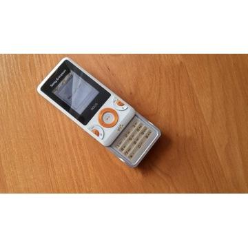 Sony Ericsson w205 db bez sim+usb+głośniczek.
