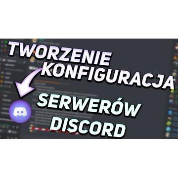 Discord - Stworzenie Serwera