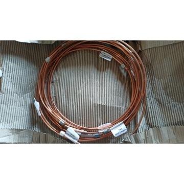 Przewody hamulcowe sztywne  OPEL VECTRA C zestaw