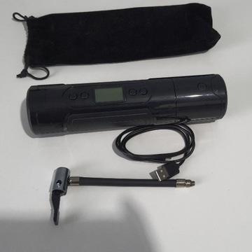 Elektryczna pompa akumulatorowa.