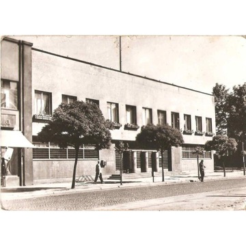 SOSNOWIEC --- POCZTA --- PIESI --- 1960