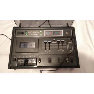 Sankyo STD-1610 sławny model kasetowego magnetofou