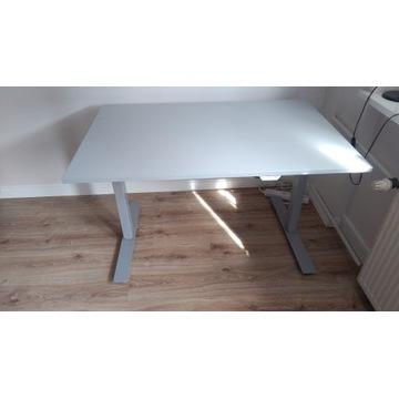 Biurko elektryczne, regulowane elektrycznie, stół